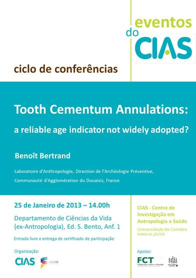tooth cementum annulations. a reliable age indicator not widely adopted?