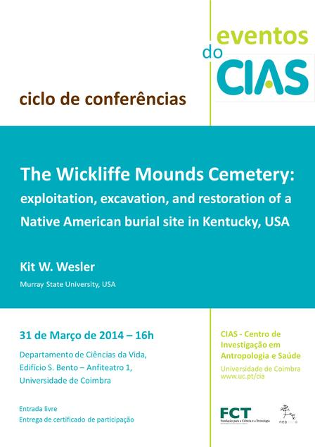 The wickliffe mounds cemetery