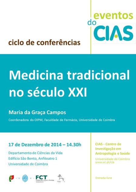 Medicina tradicional no século XXI