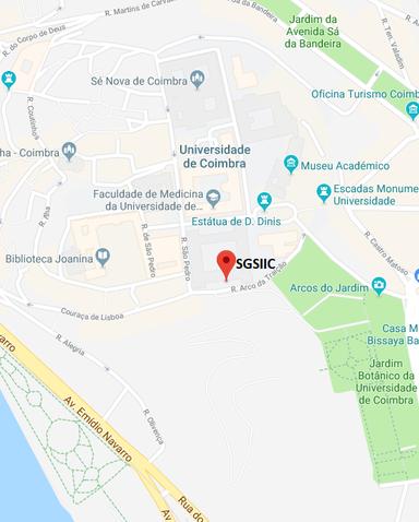 Localização SGSIIC