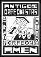 Logotipo Antigos Orfeonistas