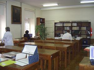 Sala de Leitura - AUC
