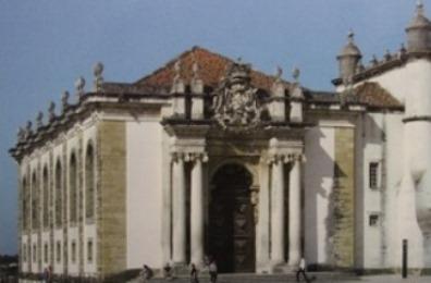 Biblioteca Joanina exterior