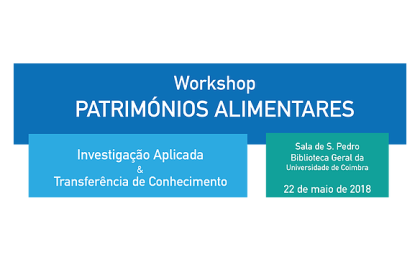 Workshop Patrimonios Alimentares