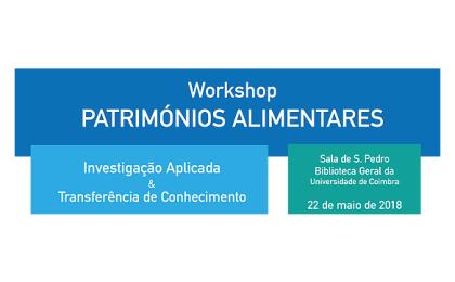 Workshop Patrimonios Alimentares