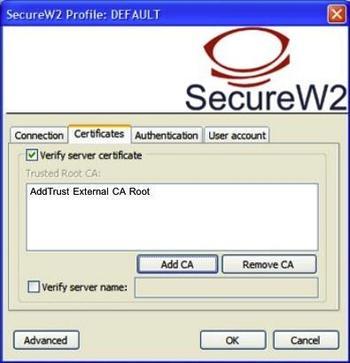 securew2 windows 8