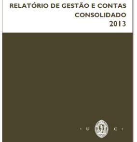 Relatório de Contas Consolidado 2014