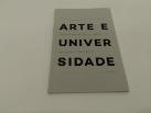 Arte e Universidade