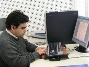 O Formador Luís Barata