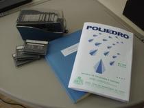 Documentação em suporte áudio, digital e Braille