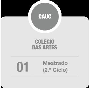 Mestrados CAUC