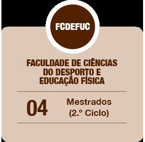 Mestrados FCDEFUC