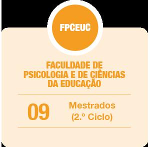 Mestrados FPCEUC