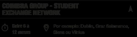 Programa Coimbra Group Exchange Network