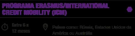 Programa Erasmus_Credit Mobility