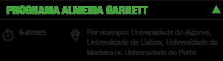 Programa Almeida Garrett