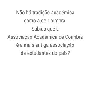 Tradição de Coimbra