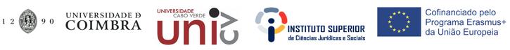 Logos ICM Cabo Verde Erasmus