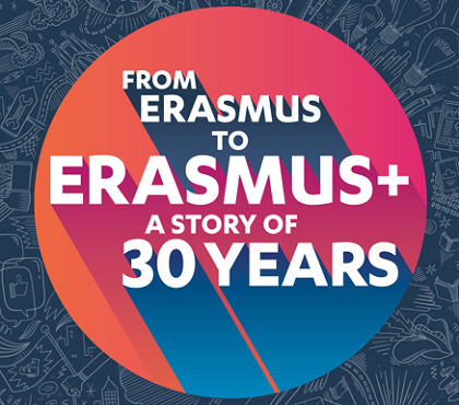 erasmus 30 years
