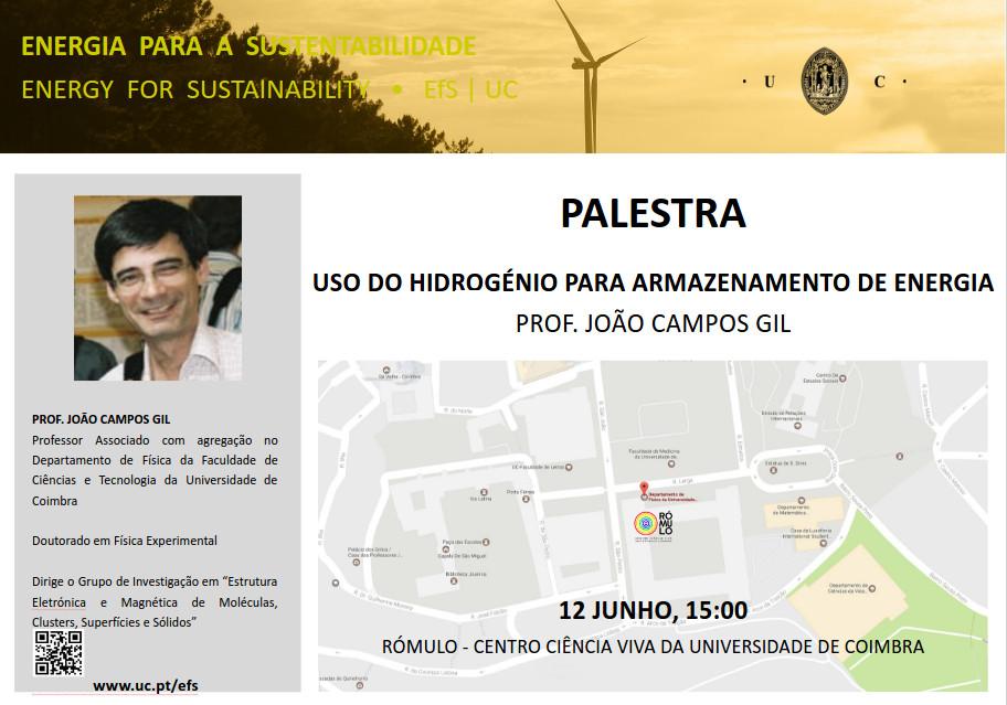 Cartaz João Gil