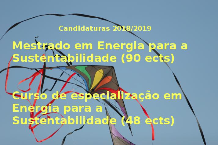 Candidaturas 2018