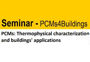 PCM for Buildings logo extended