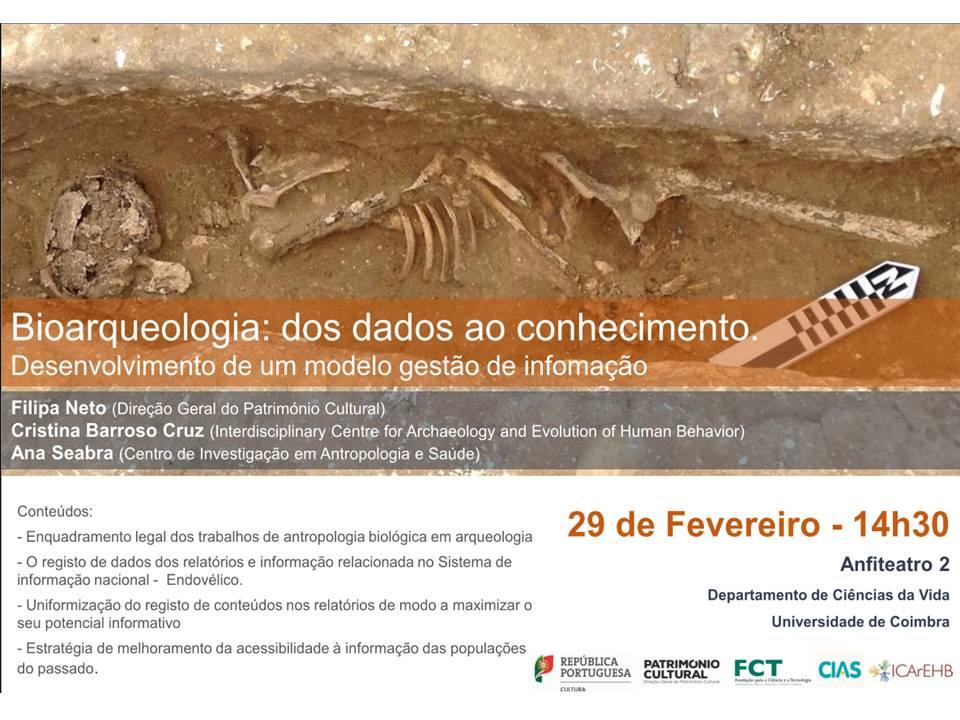 Bioarqueologia: dos dados ao conhecimento.