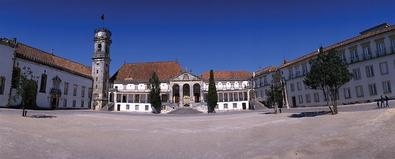 Universidade de Coimbra: Pátio das Escolas © DIIC-UC | Photo: P. Magalhães