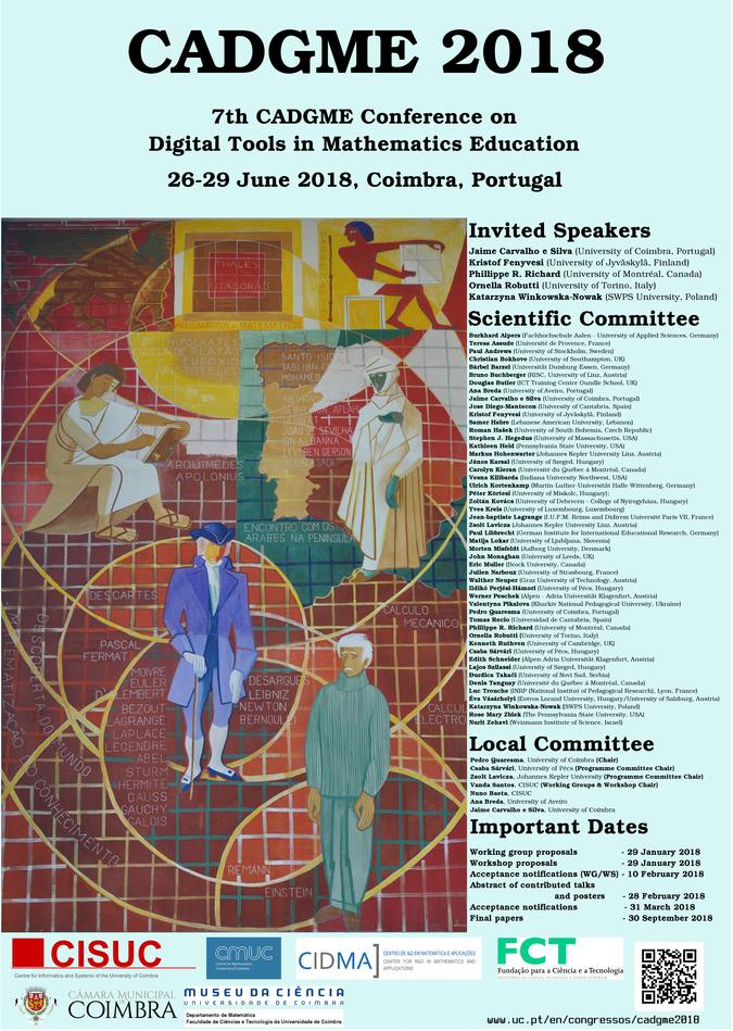 CADGME 2018 Poster A3