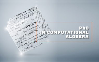 PhD Computational Algebra