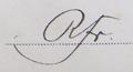Fritze Signature