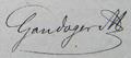 Gandoger Signature