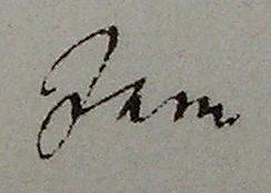 Jamin Signature