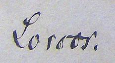 Loscos Signature