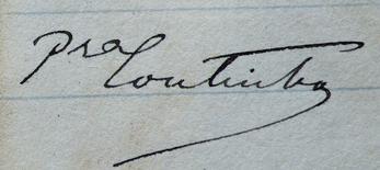 Pereira Coutinho Signature