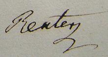 Reuter Signature