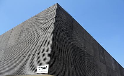 ICNAS exterior small