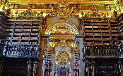 Biblioteca Joanina da Universidade de Coimbra