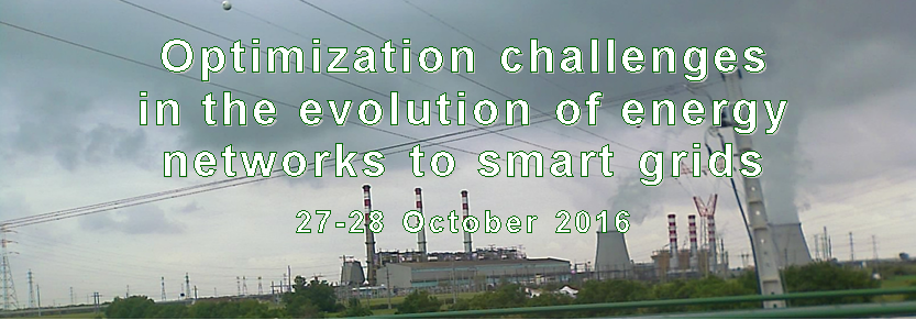 Energy Optimization Workshop
