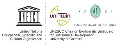 UNESCO Biodiversity Chair Logo