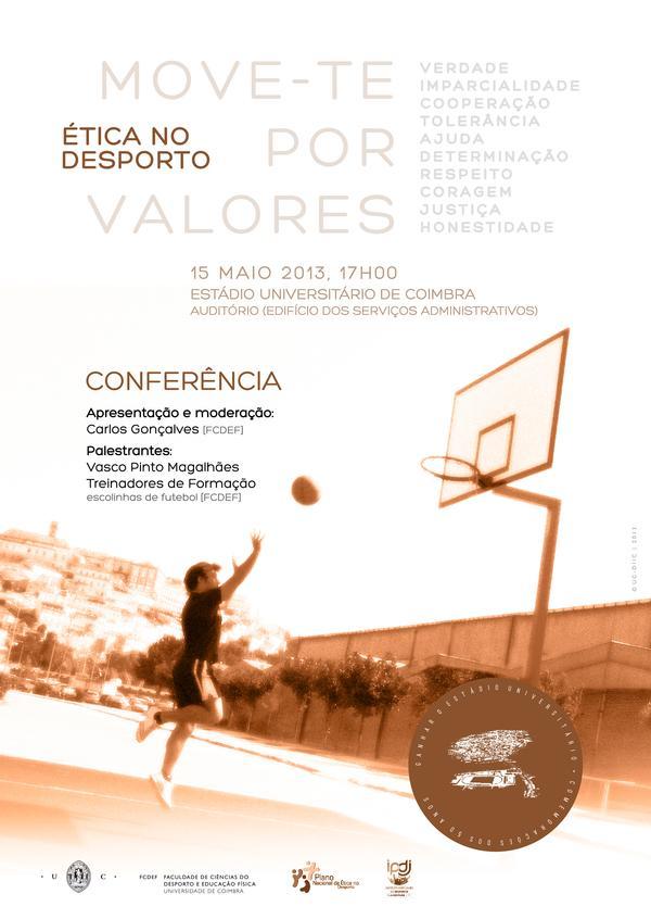 Conferência 15/5/2013 • 18h00