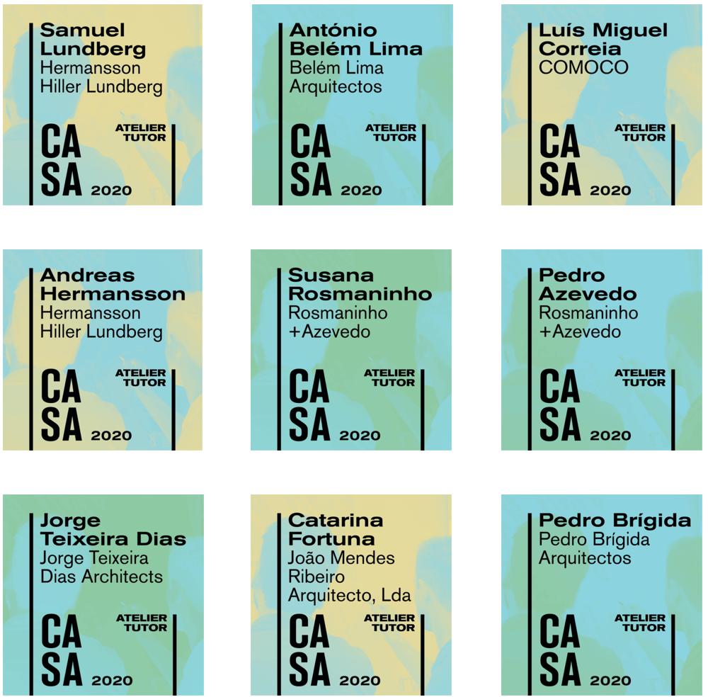 CASA2020TutorsLecturers