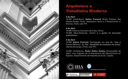 Arquitetura Tratadística Moderna