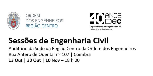 Sessões de Engenharia Civil