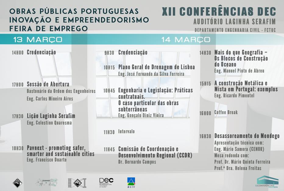 Programa - Conferencias DEC