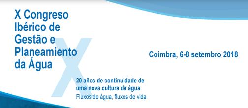 X Congresso Ibérico de Gestão e Planeamento da Água
