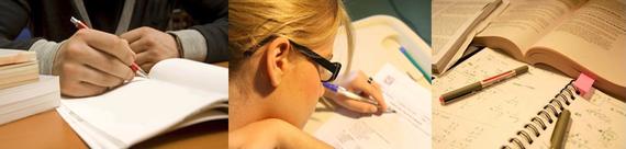 Exames e Frequencias