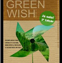 II Edição da Revista Green Wish - NEEA