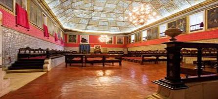 Sala dos Capelos UC