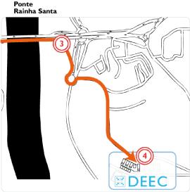 Promenor de Mapa